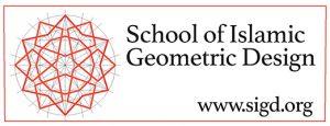 Logo of the School of Islamic Geometric Design