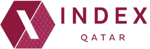 INDEX Qatar logo